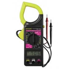 ФАЗА Мультиметр M266  (клещи токоизм.) AC(750V/1000A) DC(1000V) R(20Ом),прозвонка