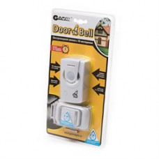 Звонок беспр.Door Bells RIO-220V 36 мелод.водонепрон.кнопка в сеть