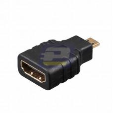 Переходник штекер micro HDMI - гнездо HDMI REXANT