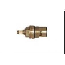 Кран-букса АК-06 рез. М18х1 180гр. 20 шлицов на европодвесе