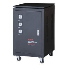 Трехфазный стабилизатор электромеханического типа РЕСАНТА АСН-60000/3-ЭМ
