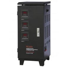 Трехфазный стабилизатор электромеханического типа РЕСАНТА АСН-9000/3-ЭМ