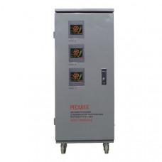 Трехфазный стабилизатор электронного типа РЕСАНТА АСН-15000/3-Ц
