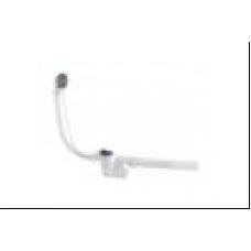 Сифон Универсал д/ванны регулируемый с гиб.трубой 40х50 30980241 ВИР C6255