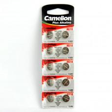 Элемент питания AG10 Camelion