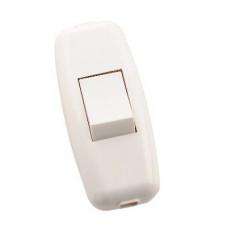 Выключатель бра белый/клавиша Mono Electric Orion