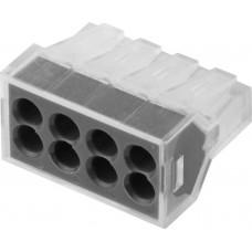 Клемма 8 проводная СМК, 0,75-2,5 мм2