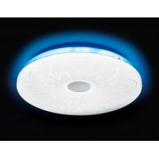 Светильник светодиодный F77 BL 72W D420 ORBITAL Многофункциональный (ПДУ)