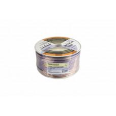 Кабель акустический 2х2,00 мм² прозрачный BLUELINE (бухта 100 м) PROconnect