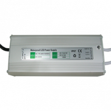 Блок питания для св/д лент 12V 150W IP67 243x69x45(влагозащ.) Ecola