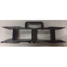Рамка для намотки провода удлинителя черная пластик (большая) 70.56.01.01.01/02