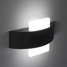 Светильник декоративная подсветка светодиодная 6Вт IP 20 черный WL7 WH+BK ЭРА