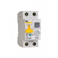 Выключатель диф. тока 2п 25A 30mA АВДТ-32 ИЭК