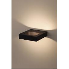 WL2 BK Светильник ЭРА Декоративная подсветка светодиодная 6Вт IP 20 черный поворотный (20/720)