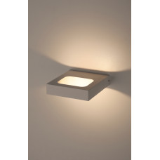 WL2 WH Светильник ЭРА Декоративная подсветка светодиодная 6Вт IP 20 белый поворотный (20/720)