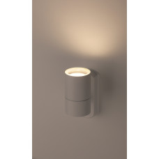 WL27 WH Светильник ЭРА Декоративная подсветка GU10 MAX35W IP54 белый (20/720)