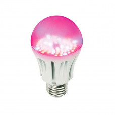 Лампа светодиодная VLED-FITO-A65-10W-E27 220V пластик VKL electric