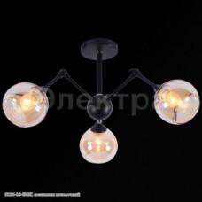 Светильник потолочный 01136-0.3-03 BK
