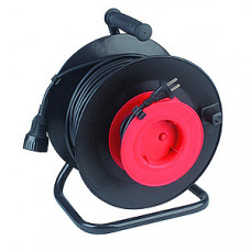 RP-1-2x0.75-40m ЭРА пласт. катушка без заземл. 40м 1гн  2х0.75мм2 (2/48)