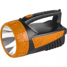 Фонарь аккумуляторный TSP3W 4V2Ah 3W LED ЗУ 220V ТРОФИ