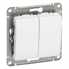 GLOSSA Механизм выкл.2 кл белый GSL000151 Schneider Electric