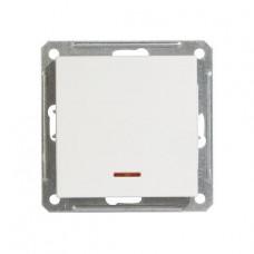 W59 Механизм выключателя 1 кл индикация белый Schneider Electric