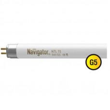Лампа люминесцентная линейная G5 T5 NTL-T5-21-840-G5 Navigator