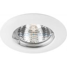 Светильник ИВО-50Вт 12В G5.3 белый