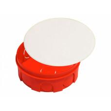 Коробка распред.СП 100х40 (У-198) HEGEL КР1105 красная