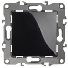 Выключатель 10АХ-250В IP20чёрный 12-1101-06 Эра12