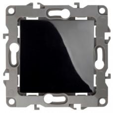 Выключатель 10АХ-250В IP20 б/м.лапок чёрный 12-1001-06 Эра12