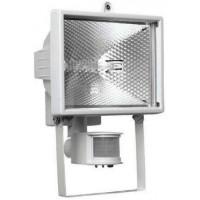 Прожектор 500вт 94 610 NFL-SH1-500-R7s/WH (ИО бел. с датчиком движ.) Navigator 4607136946101