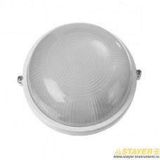 Светильник светодиод.6Вт 4000К STAYER MASTER STAR Light круг белый