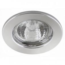 Светильник ИВО-50Вт 12В G5.3 серебро