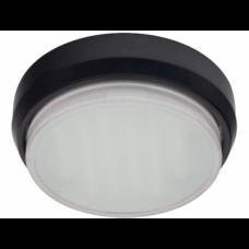 Светильник накладной легкий GX53-DGX5318 черный 18x88 Ecola