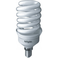 Лампа энергосберегающая КЛЛ 13/827 Е27 D33х92 спираль (ELT19)