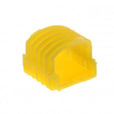 Соединитель для уст. коробок  (100-030) желтый