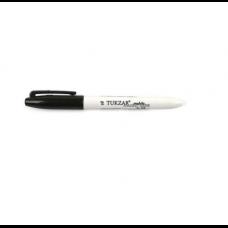 Маркер перманентный Tukzar Тz-429 черный 1-2мм