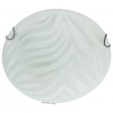 Светильник настенно-потолочный 004А/1C WT