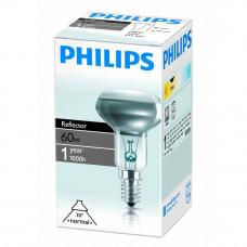 Лампа зеркальная R80 E27 60W 4253 PHILIPS