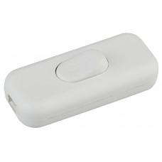 Выключатель бра белый/клавиша 6А S1(W) ЭРА
