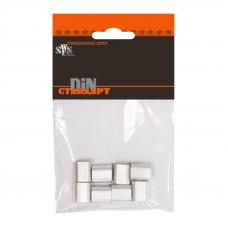 Зажим троса алюминиевый М4 (8 шт) пакетик