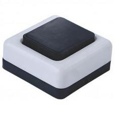 Кнопка д/звонка белая/черная клавиша Витебск