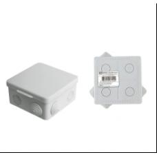Коробка распаячная д/наружного монтажа с/мембр.вводом  85х85х50мм IP54 400В U-PLAST