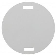 Бирка кабельная маркировочная У135 круг 55мм (100шт) ЭРА