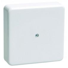 ЭРА Коробка распаячная 75х75х20 (без клеммы) белая IP40 ЭРА (100/3600)