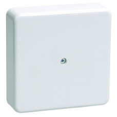 ЭРА Коробка распаячная 100х100х30 (без клеммы) белая IP40 ЭРА (50/2400)