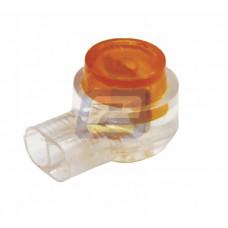 Скотч-Лок изолированный (K1) Rexant оранжевый мини
