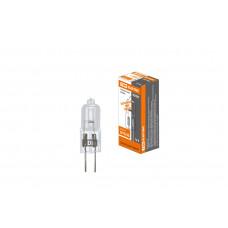 Лампа галогенная капсульная GY6.35 50Вт 12В JC TDM