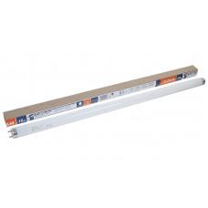 Лампа люминесцентная линейная G13 Т8 18Вт 6400К L18W/765 Osram